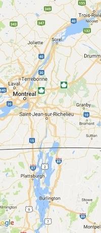 Montreal Metro Based Walking Tour on